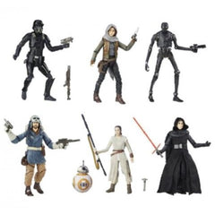 Star Wars The Black Series 6-Inch Action Figures Wave 7 Case