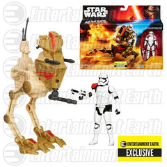 SW TFA  Assault Walker with Stormtrooper Officer Ex/sive