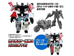 Transformers Takara Unite Warriors Defensor UW-03