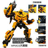 Hasbro Transforms 5 Movie MP Master MPM03