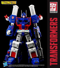 "Action Toys Transformers 17"" Ultimetal UM-02 Ultra Magnus"