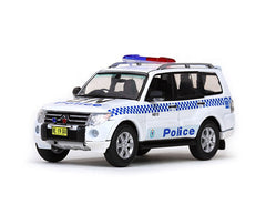 Pajero NSW Police Vehicle