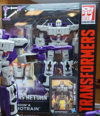 Titans Return Voyager Class wave 2 Astrotrain