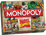 Monopoly - Marvel Comics Edition