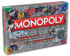 Monopoly - Transformers Edition