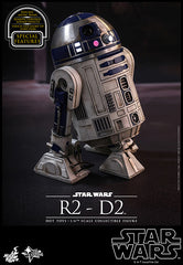 Hot Toys MMS408 Star Wars: The Force Awakens  R2-D2