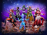 SDCC Marvel legends A-force Heroines
