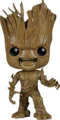 Guardians of the Galaxy - Angry Groot Pop! Vinyl Figure