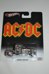 AC-DC - Convoy Custom - HOT WHEELS 1:64 scale
