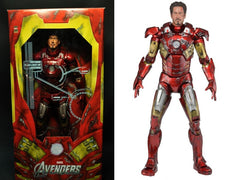 Iron Man Battle Damaged 1/4 Scale Action Figure