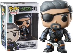Arrow - Deathstroke Unmasked Pop! Vinyl Figure