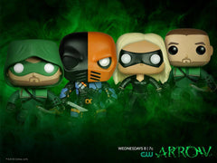 The Arrow Pop! Vinyl Figure Bundle