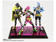 S.H.Figuarts Kamen Rider Mighty Action X Beginning Set
