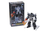 TRANSFORMERS MP CONVOY BAPE BLACK CAMO VER