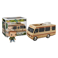 Breaking Bad Crystal Ship RV with Jesse Pop! Vinyl Vehicle