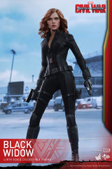 Hot Toys Captain America: Civil War 1/6 - Black Widow Figure