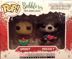 POP! Bobblers GOTG GROOT ROCKET Col Corps Excl