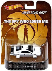 Hot Wheels JAMES BOND 1976 LOTUS ESPRIT S1