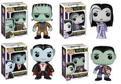 Munsters Pop! Vinyl Figure Bundle