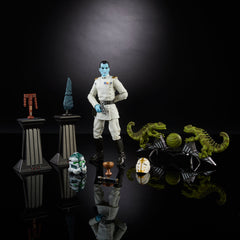 SDCC Star Wars: The Black Series 6-Inch Grand Admiral Thrawn