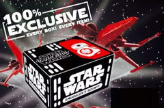 STAR WARS FORCE AWAKENS Smugglers Bounty January
