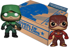 DC Legion Subscription Box