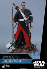 Chirrut Îmwe, Rogue One 1/6  (Deluxe Version), Hot Toys MMS403