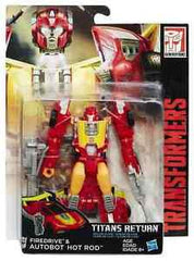 TITANS RETURN DELUXE AUTOBOT FIREDRIVE & HOT ROD