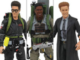 Ghostbusters II Select Wave 7 Set of 3