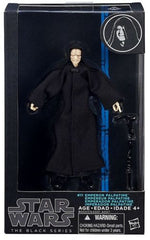 "STAR WARS BLACK SERIES  6"" EMPEROR PALPATINE"
