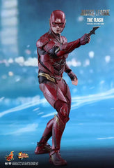 Hot Toys Justice League MMS448 The Flash Collectible Figure