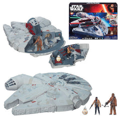 Star Wars The Force Awakens Millennium Falcon Vehicle