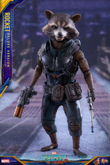 Hot Toys MMS411 - GOTG Vol. 2 - 1/6th Rocket Deluxe Version