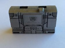 TRANSFORMERS HASBRO DIECAST CASSETTE EXCLUSIVE