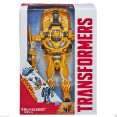 Transformers Age Of Extinction Flip And Change Bumblebee