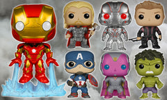 Avengers Age Of Ultron POP! BUNDLE