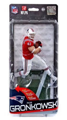 NFL Series 36 ROB GRONKOWSKI Gold Level Chase