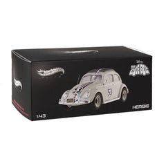 HOT WHEELS ELITE HERBIE FROM THE LOVE BUG