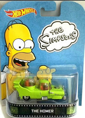 Hot Wheels Retro The Simpsons Homer 1:64