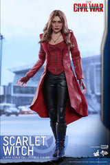Scarlet Witch, Capt America: Civil War 1/6 Hot Toys MMS 370