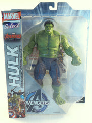 Marvel Select Avengers 2 Age of Ultron Hulk Action Figure