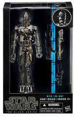 "SW BLACK SERIES ACTION FIGURE 6""  IG-88 BOUNTY HUNTER"