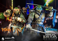 TMNT  : Out of the Shadows  Leonardo & Michelangelo