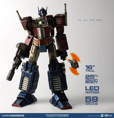 ThreeA  Transformers G1  OPTIMUS CLASSIC EDITION