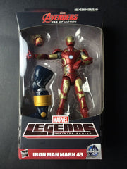 Avengers Marvel Legends Action Figure Wave 2 - Iron Man