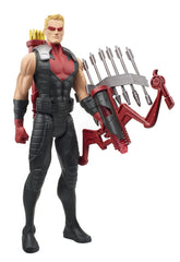 Avengers Hawkeye Deluxe Electronic Action Figure