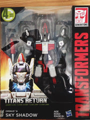 Titans Return Sky Shadow Leader Class