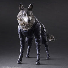 Metal Gear Solid V The Phantom Pain Play Arts Kai D-DOG