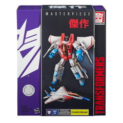 Hasbro Starscream Masterpiece MP-07
