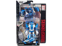 Combiner Wars Deluxe Wave 4 - MIRAGE